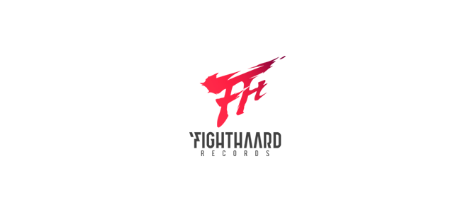 FightHaard Records Flat Logo