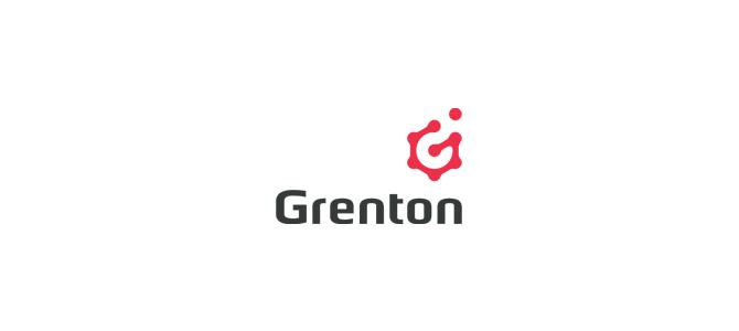 Grenton Flat Logo