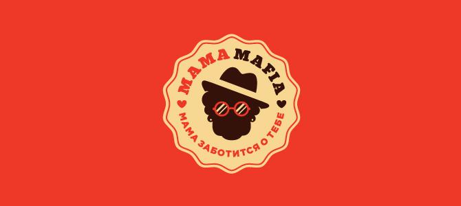 mama mafia flat logo