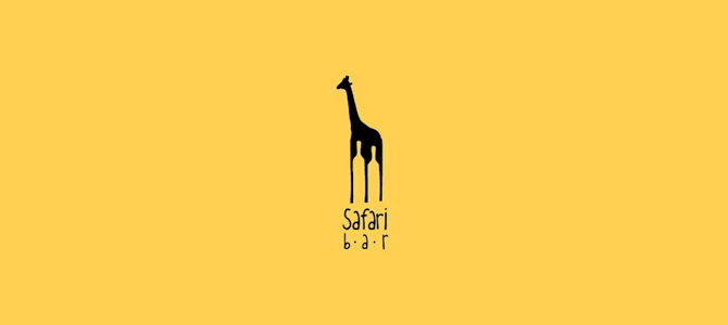 Safari Bar Flat Logo