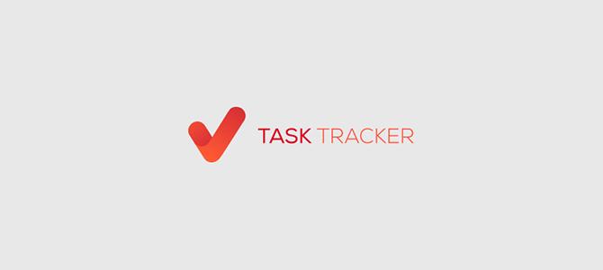 Task Tracker Flat Logo