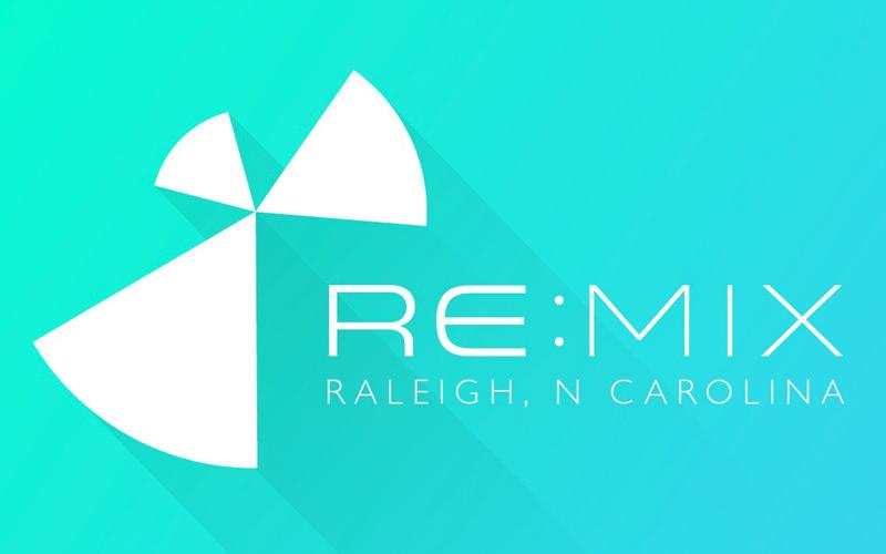 Re:mix Raleigh logo