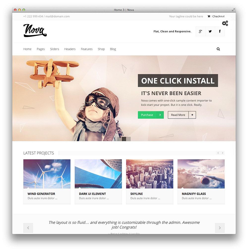 Free Download Top 10 Responsive WordPress Themes