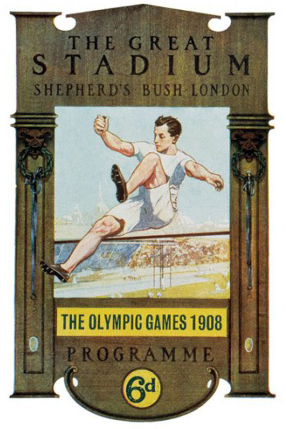 1908-London-Summer-Olympic-Games-Poster2