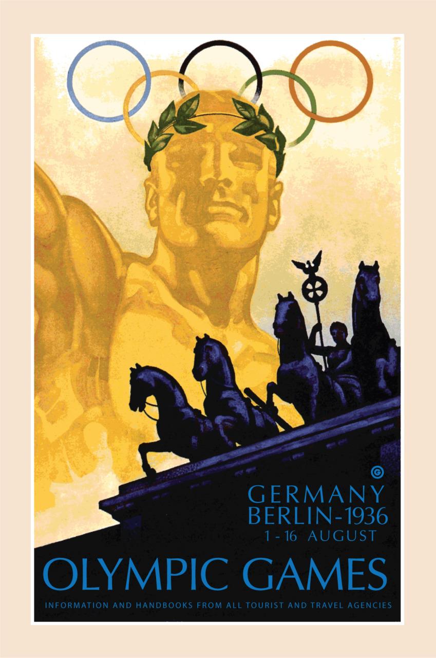 1936-Germany-Berlin-Olympics