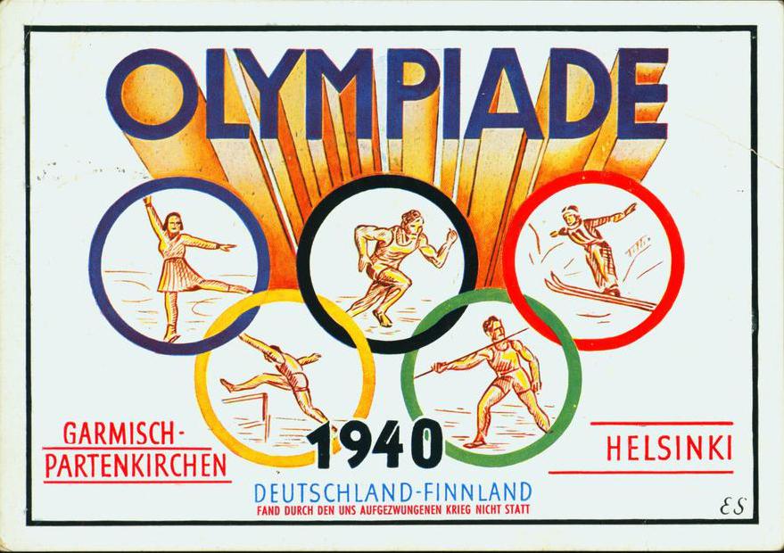 1940-Summer-Olympic-Games-Helsinki-Finland-Torch-Route-from-Garmisch-Partenkirschen-to-Helsink