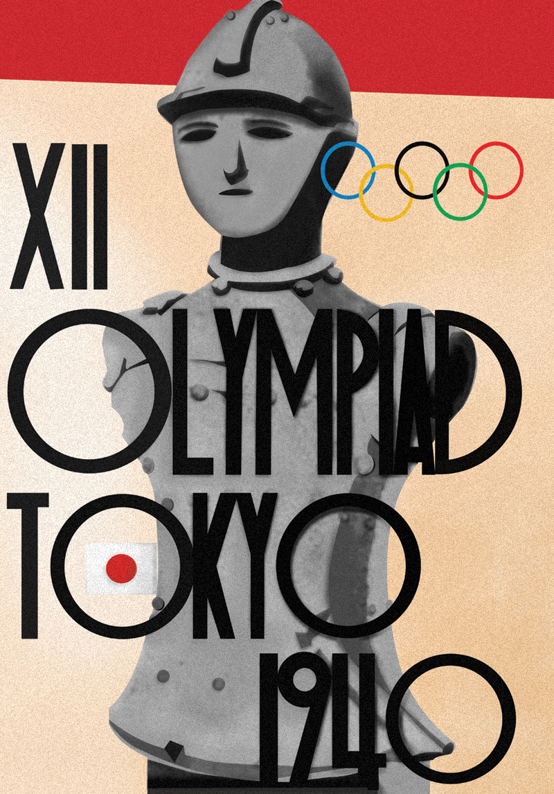 1940-Summer-Olympic-Tokyo-Japan
