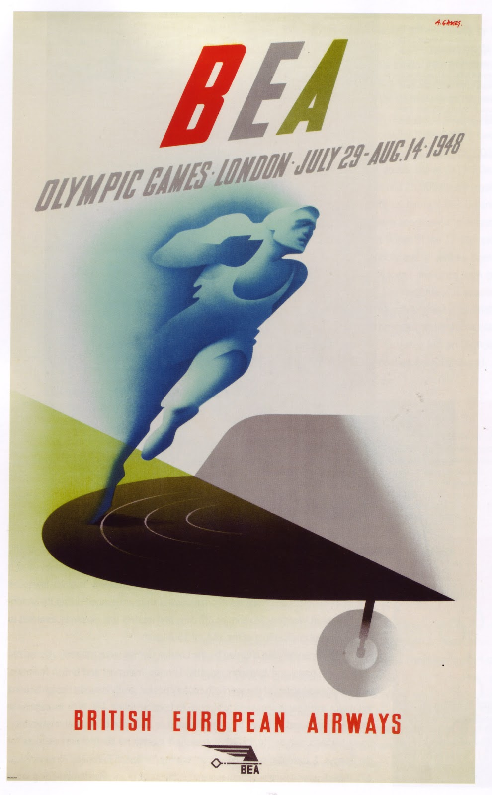1948-Summer-Olympic-Games-England-London-BEA1