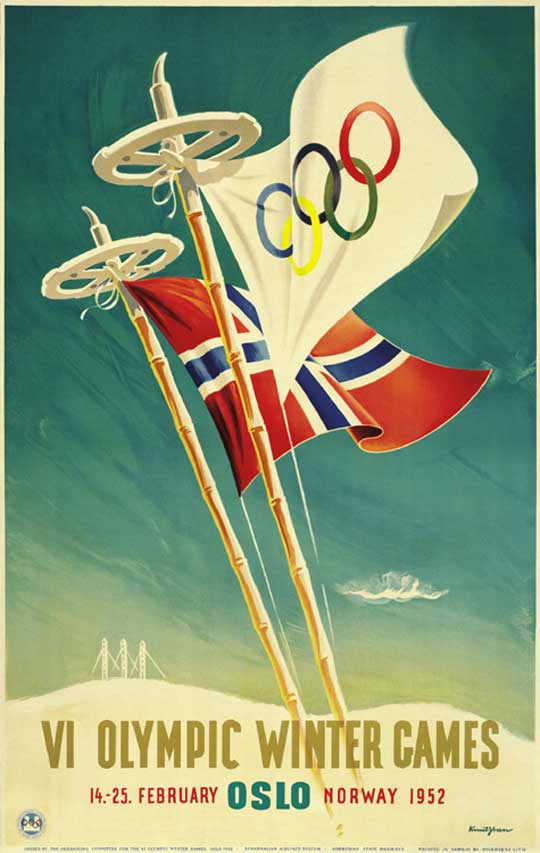 1952-Oslo-Olympics_Winter_Posters