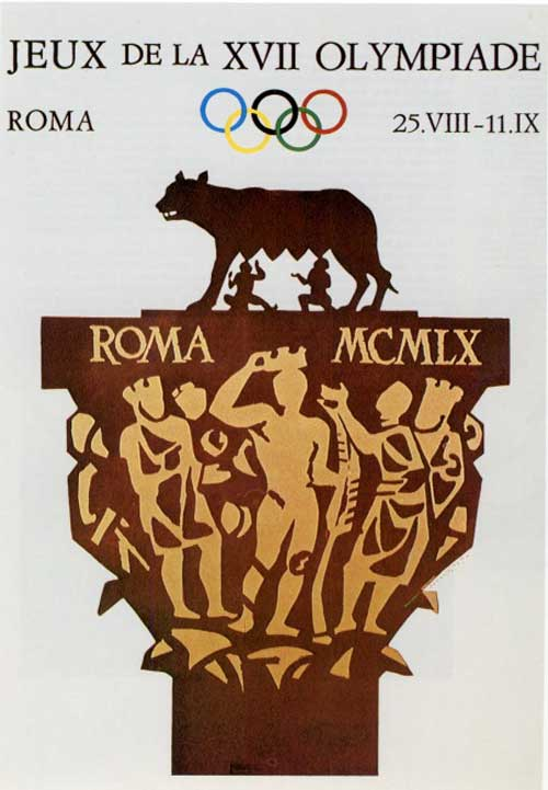 1960-Summer-Olympic-Rome-Italy
