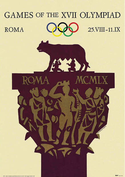 1960_Roma_Summer-Olympics-Poster