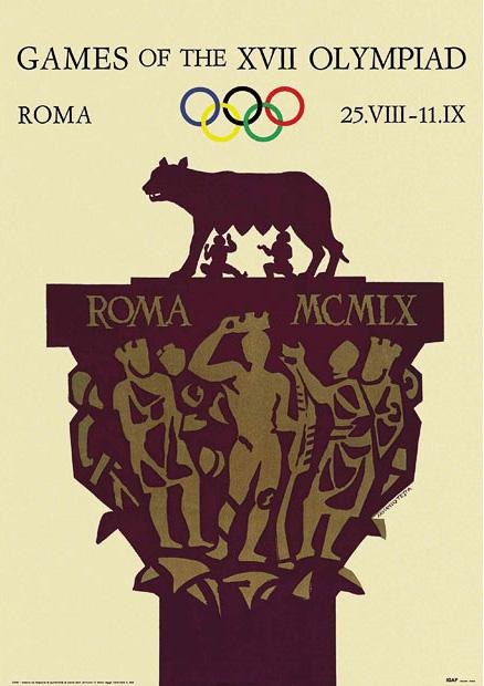 1960_Roma_Summer-Olympics-Poster