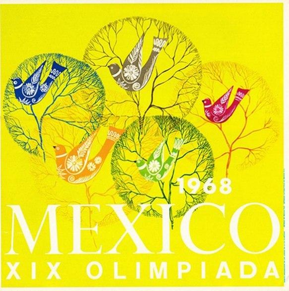 1968-Mexico-XIX-Olympics