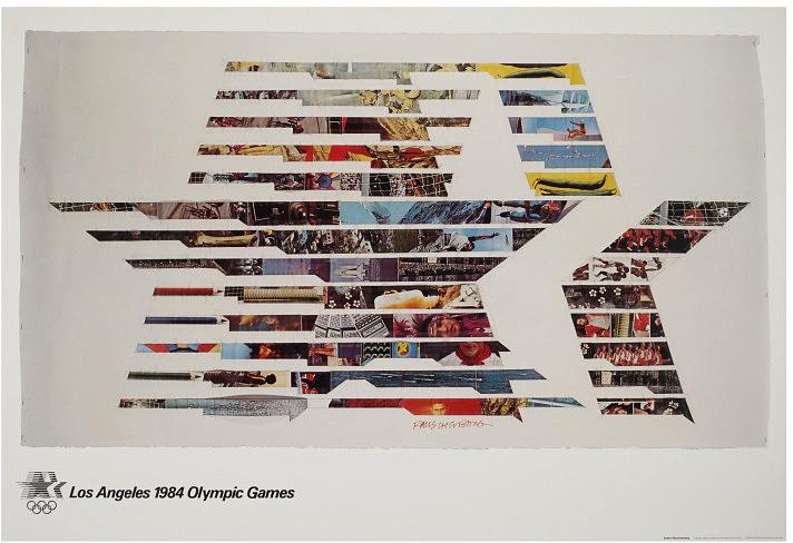 1984-Los-Angelos-Summer-Olympic-Games