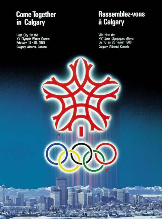 1988-Calgary-Olympics_Poster