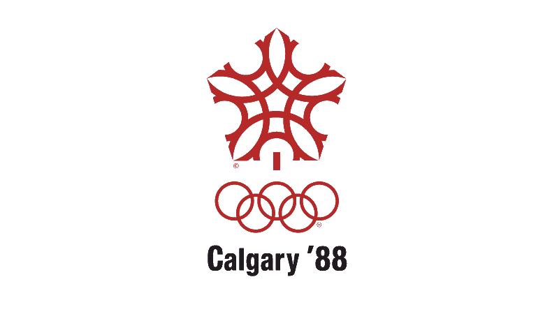 Calgary – Winter Olympics 1988