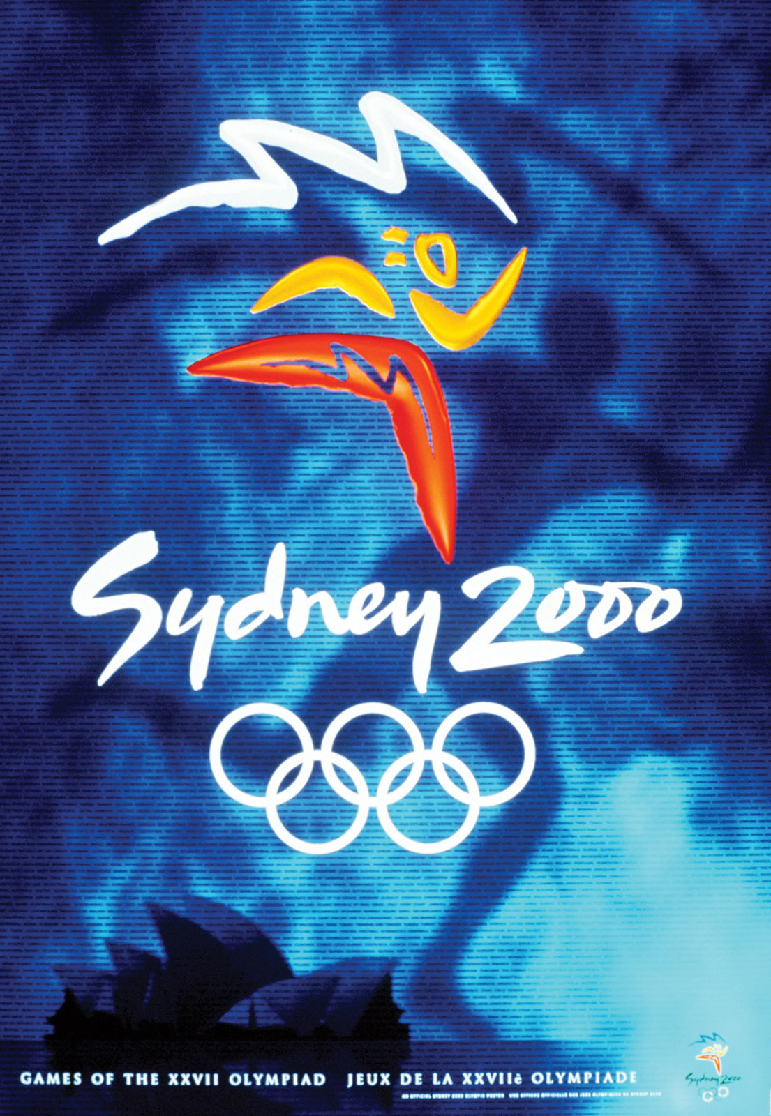 Looking back at 120 years of olympic poster design 100 for Design 2000