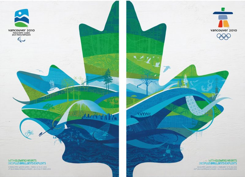 Looking Back At 120 Years Of Olympic Poster Design [100 Posters]