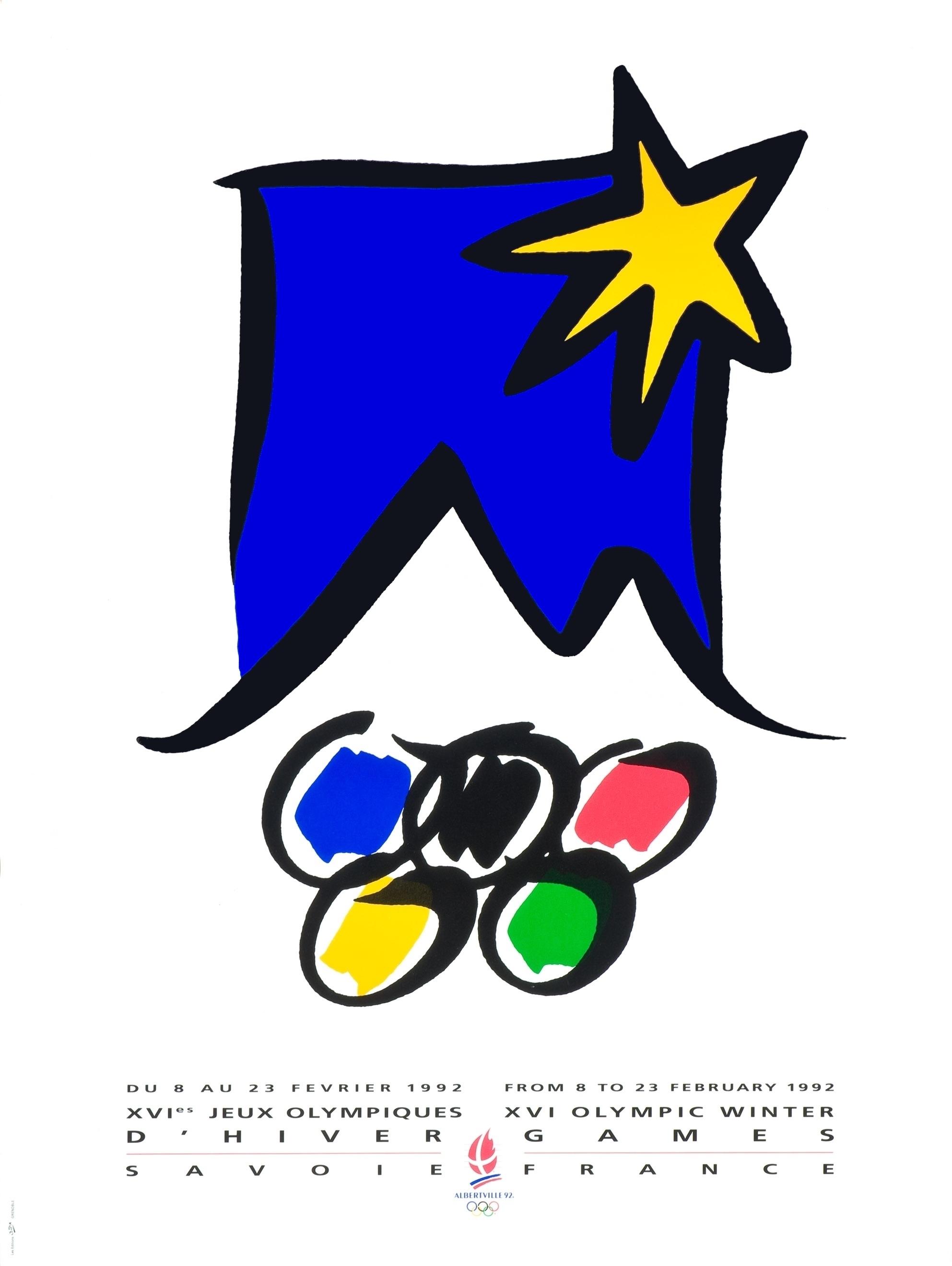 1992 Winter Olympics - Albertville, France