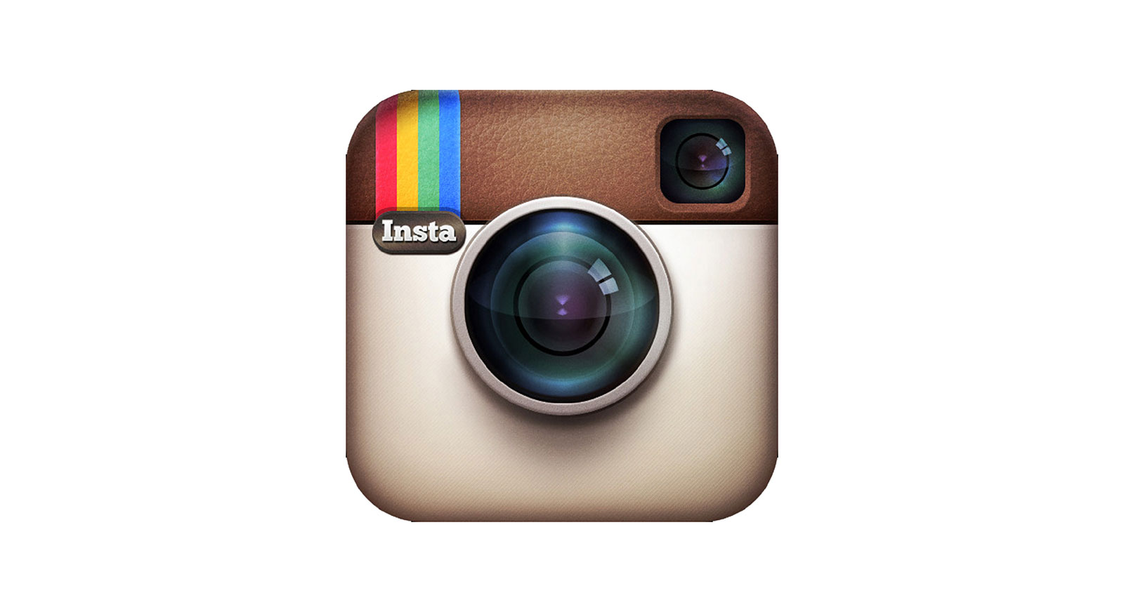 logo instagram photoshop