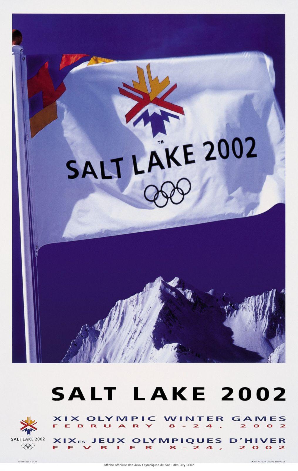 2002 Winter Olympics - Salt Lake City, Utah, United States