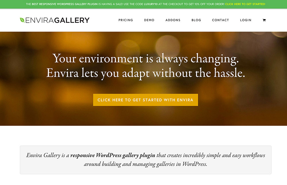 enviragallery coupon