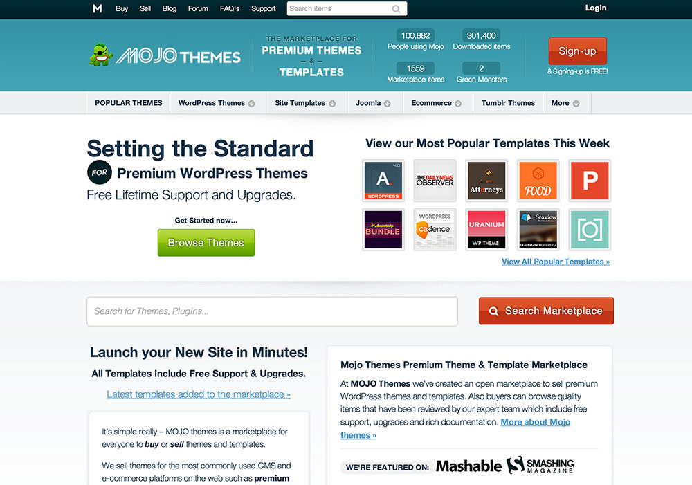 Mojo Themes Coupon Code 2014 – 15% Off Mojo Themes