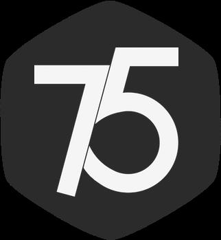 Press75 Logo