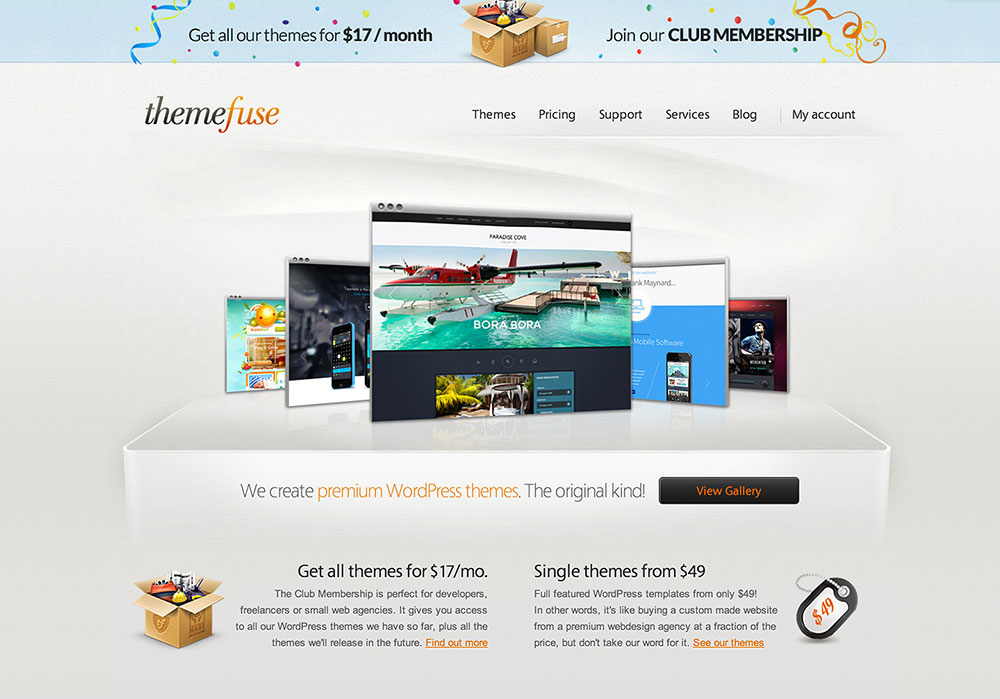 ThemeFuse Coupon Code – 15% Off All Themes 2014
