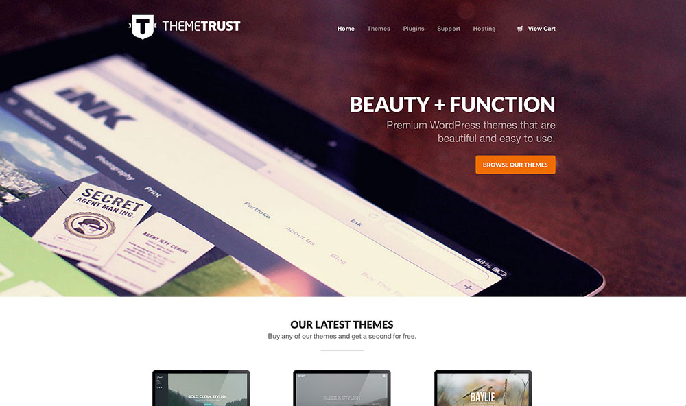 Theme Trust Coupon 2014 – Buy 1 Get 1 Free