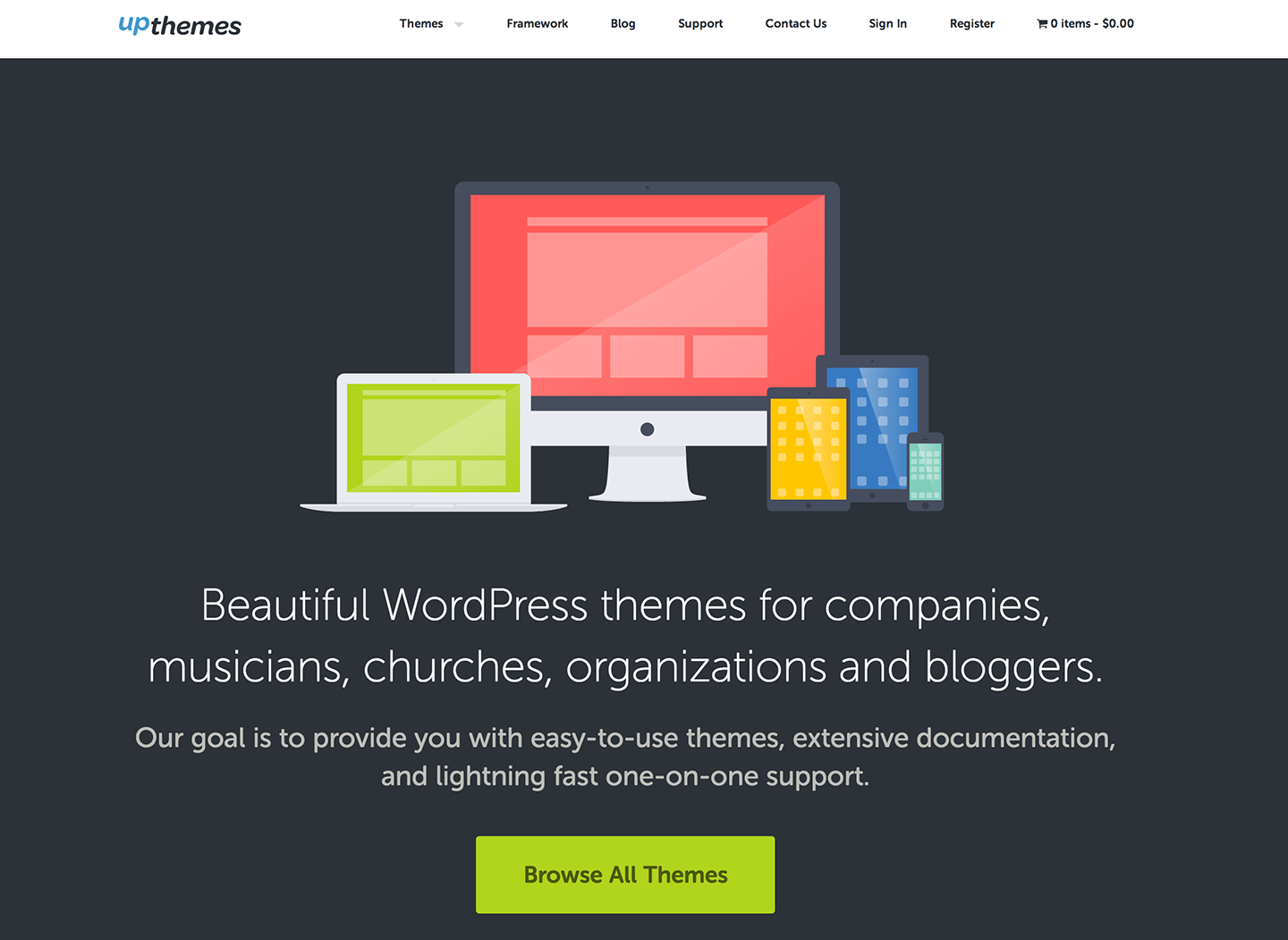 UpThemes coupon