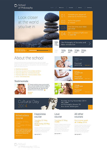 50 Hand-Picked Education WordPress Themes For Spreading Knowledge ...