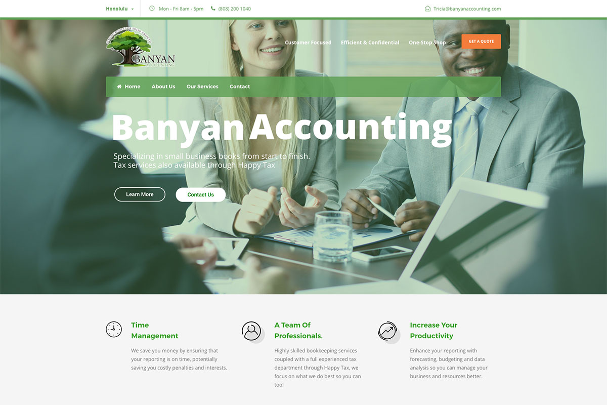 Banyan Accounting