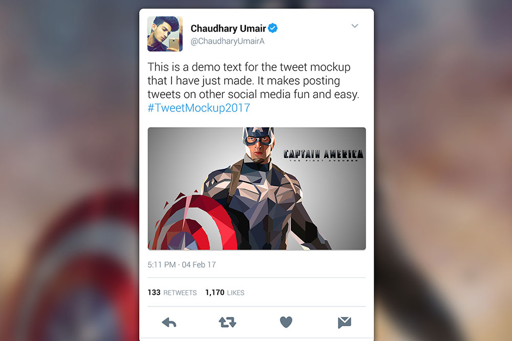 23 Best Twitter Mockups For Effective Business Marketing - Colorlib
