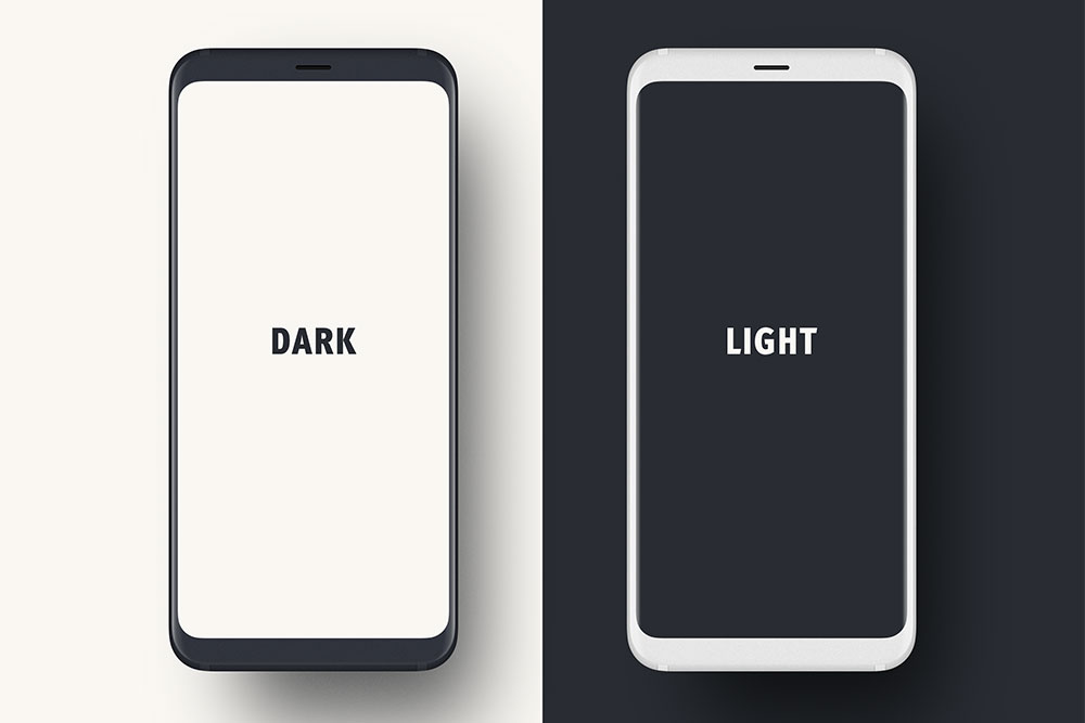 android mobile mockup psd free download