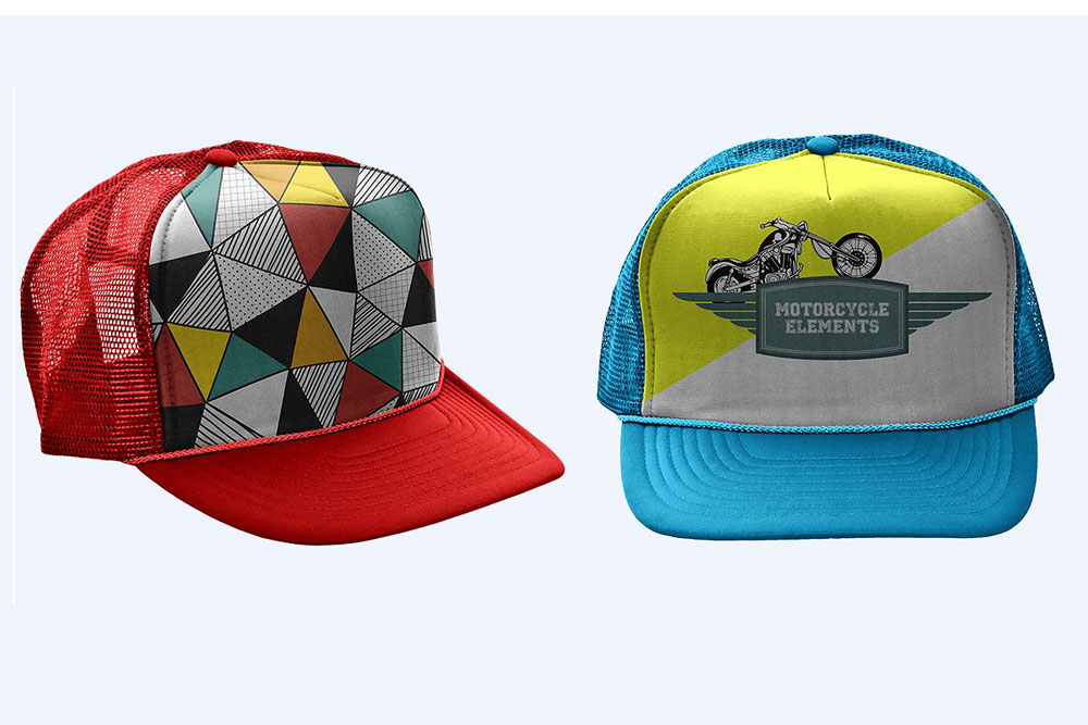bc176498f8cc4 26 Baseball Cap Mockups For Commercial Marketing Strategy - Colorlib
