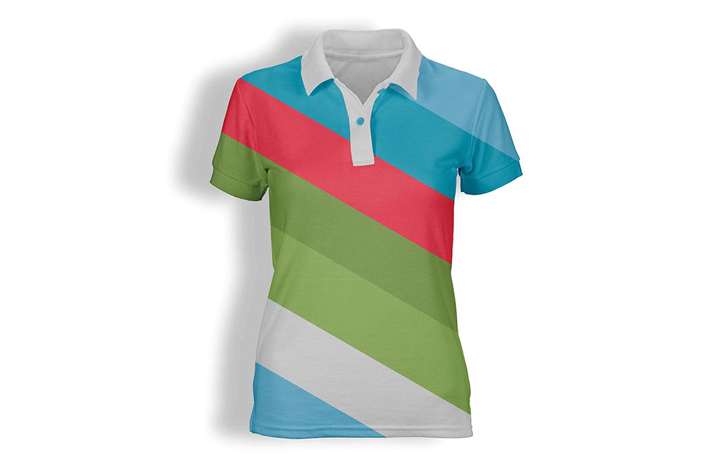 b179669bc 24 Awesome Polo Shirt Mockups For Your Printing Business - Colorlib