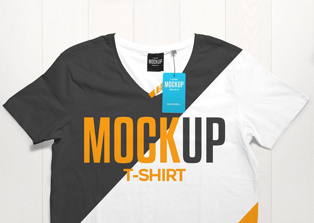 Men Shirt PSD Mockups