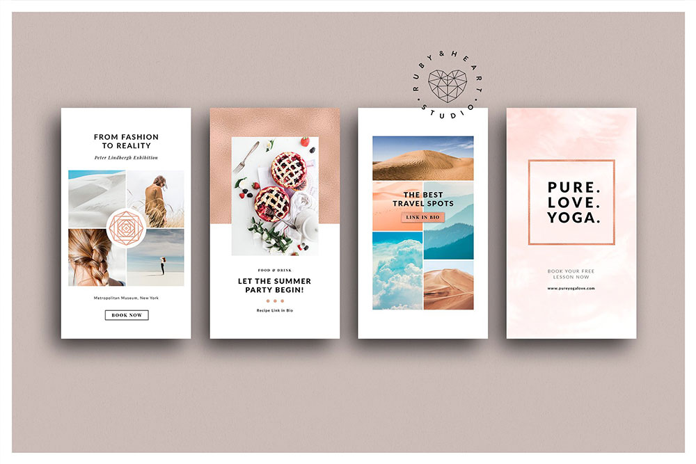 32 Best Instagram Mockups For A Creative Instagram Marketing