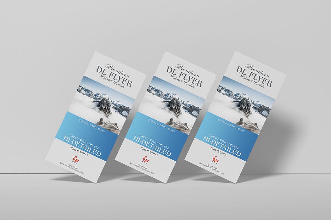 27 High-Quality Free Flyer Mockups PSD 2019 - Colorlib