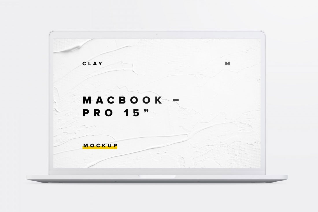 28 Free MacBook Mockups To Spice Up Your Designs 2019 - Colorlib