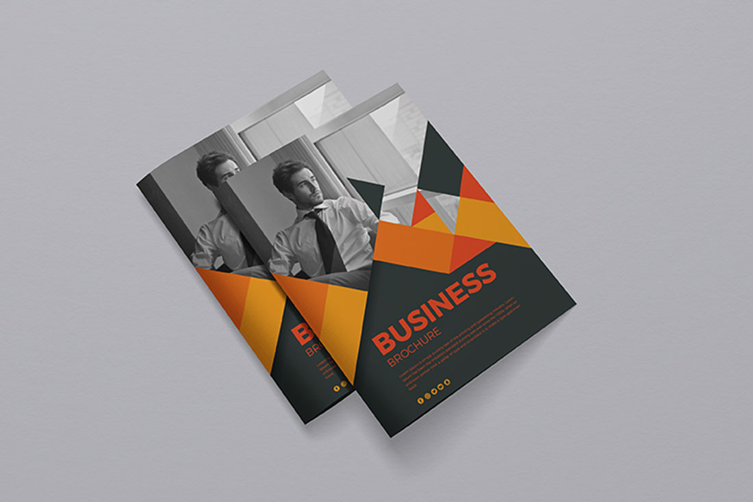 29 Best Free Brochure Mockups & PSD Templates 2019 - Colorlib