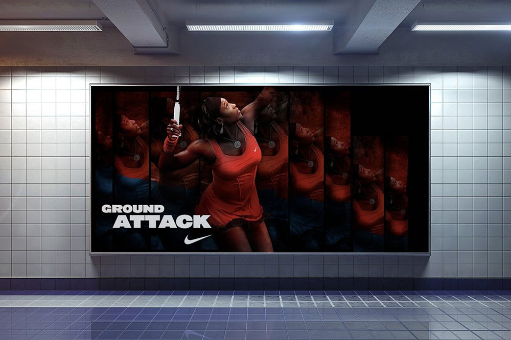 34 Horizontal Poster Mockups For Effective Marketing - Colorlib