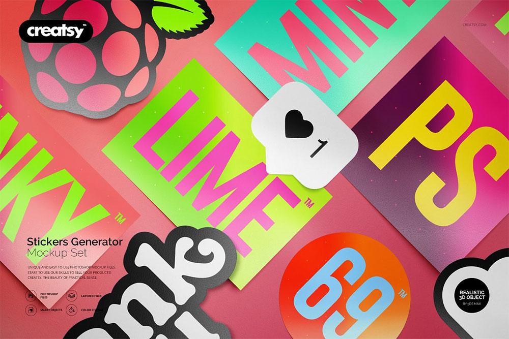 Realistic 3d Mockup Free Download