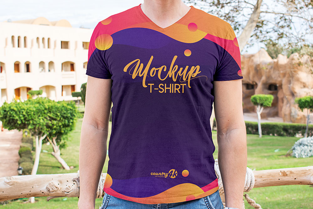 30 Free T Shirt Mockups For Clothing Brands Print Shops