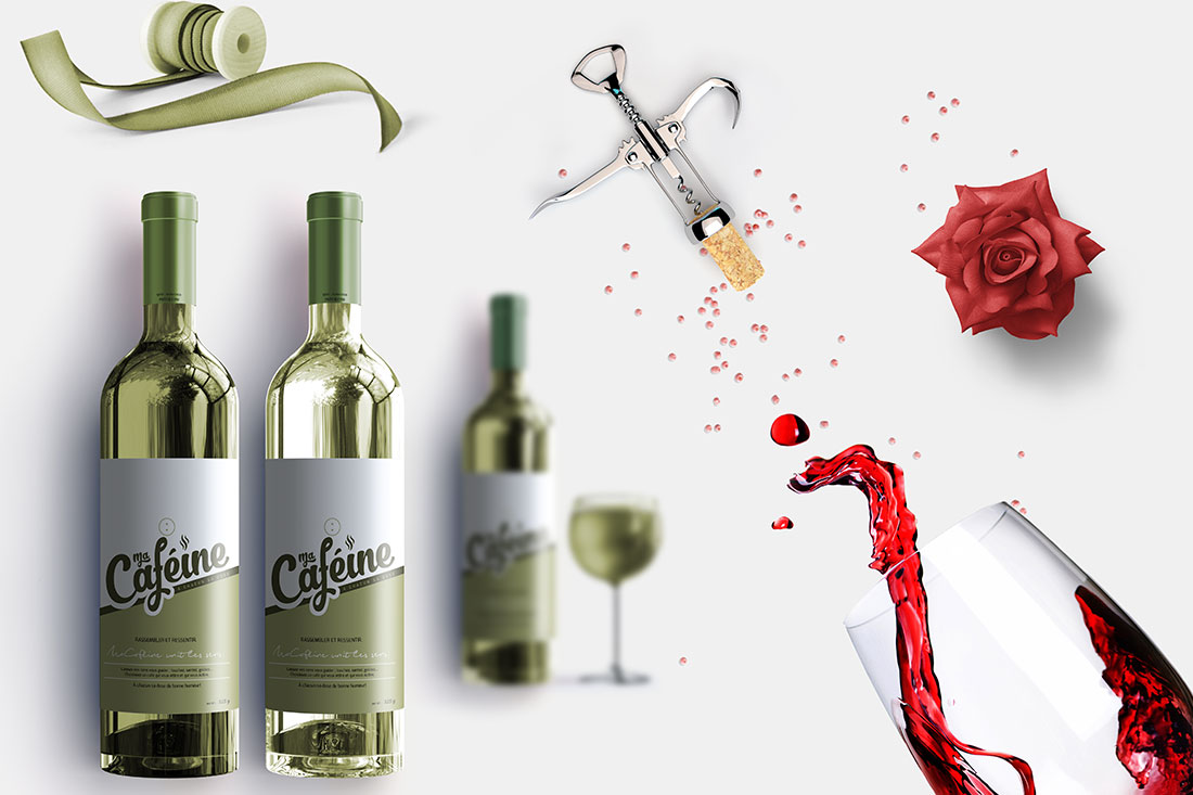 32 Exceptional Free Wine Bottle Mockups For Wineries - Colorlib