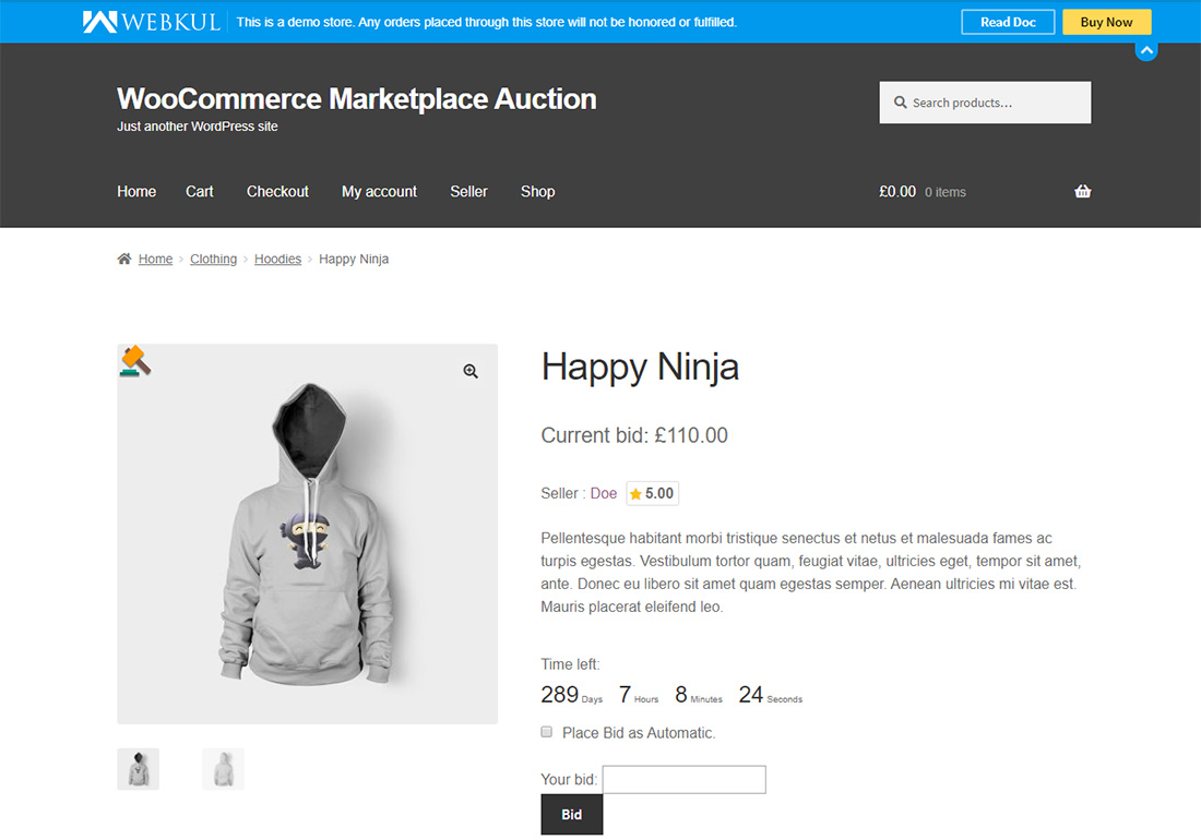 19 Best Wordpress Auction Themes And Plugins 2020 Colorlib