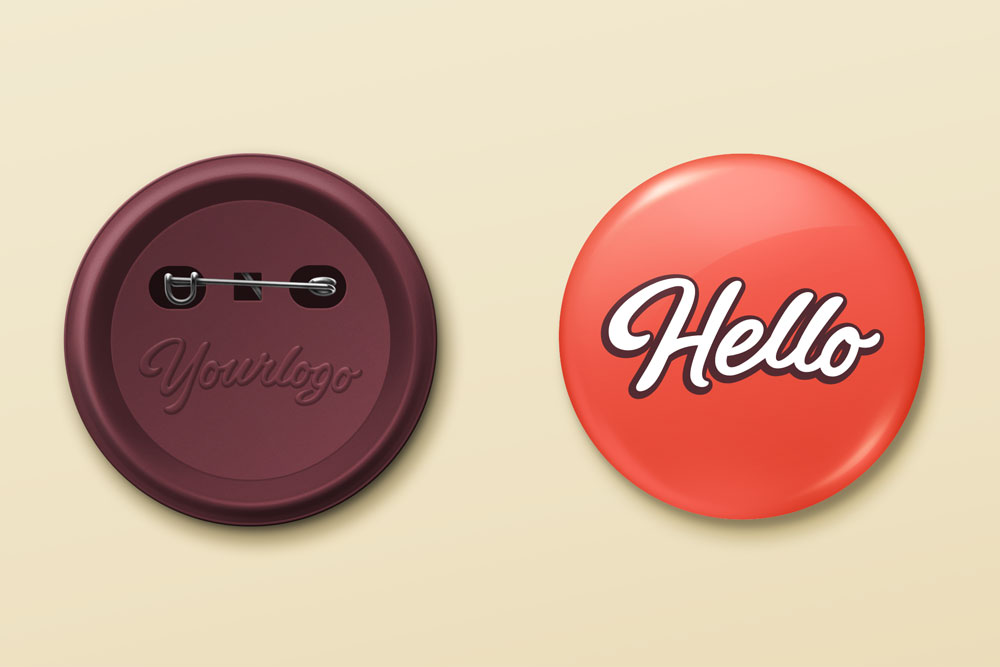 30 Best Button Mockups For Effective and Powerful Branding - Colorlib