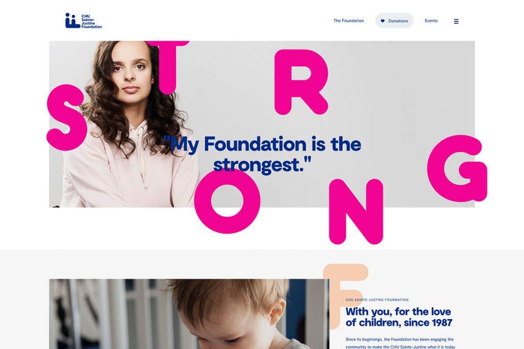 CHU Sainte-Justine Foundation