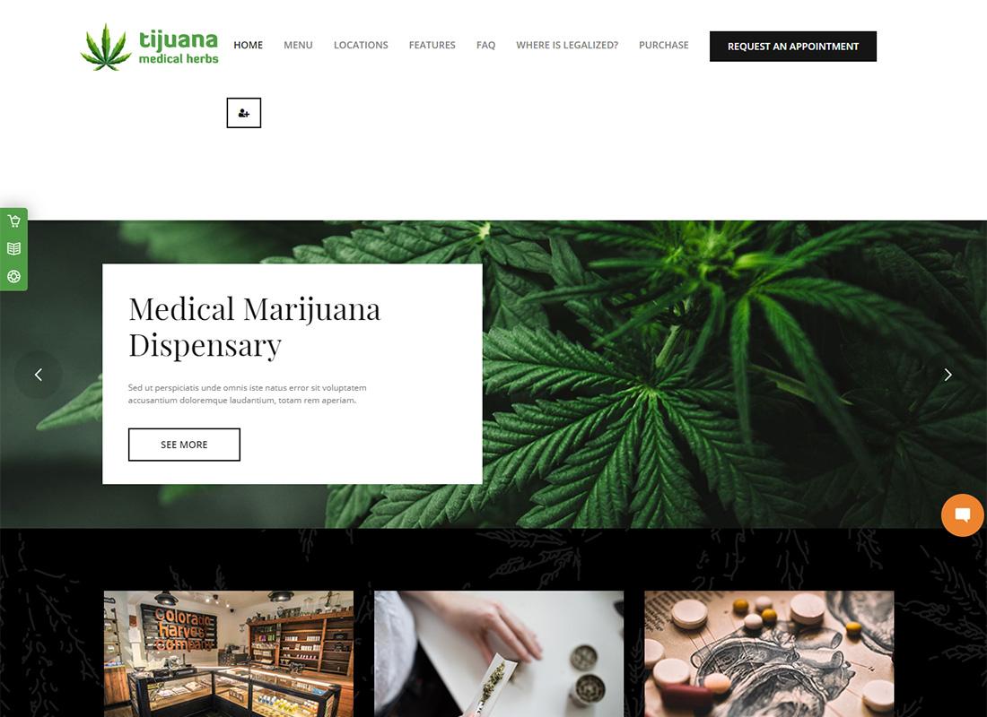 Best eCig & Vaping eCommerce Themes & Templates 2019 - Colorlib